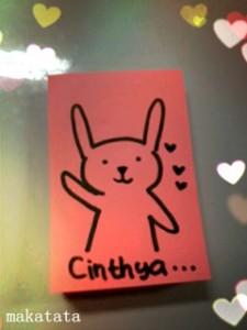 Cinthya Bunny